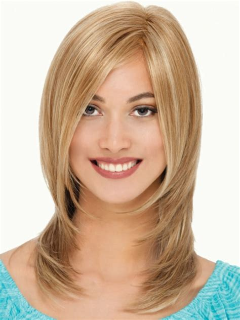 blonde haircuts for heart shaped faces 15 classy easy medium hairstyles for heart shaped faces