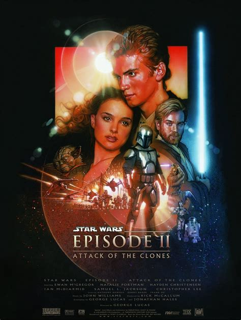 star wars attack of the geeky guide to nearly everything movies star wars episode ii attack of the clones