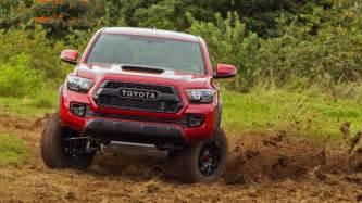 Toyota Tacoma Ride Quality Taco Supreme 2017 Toyota Tacoma Trd Pro Drive