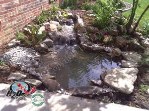Koi pond backyard pond amp small pond ideas for your kentucky landscape