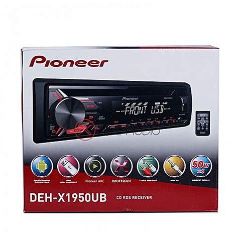 Single Din Cd Player Usb Mp3 Pioneer Deh X1950ub deh x1950ub pioneer single din cd usb aux in car radio stereo player jumia kenya