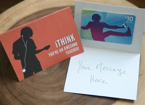 Clever Ways To Give A Gift Card - creative ways to give teachers a gift card happy home fairy