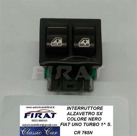 interruttore lada interruttore alzavetro fiat uno turbo 85 89 sx 765n 50