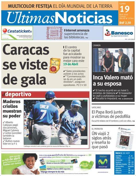 218 Ltimas Noticias De Entretengo Noticias De En Noticias Peri 243 Dico 218 Ltimas Noticias Peri 243 Dicos De
