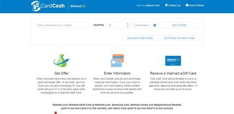 Walmart Gift Card Exchange Website - walmart offers gift card exchange option for your extra gift cards