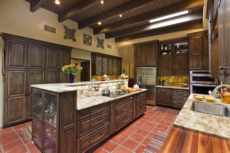 Ranch Style Homes With Open Floor Plans a hacienda ranch style home