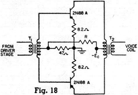 transistor lifier negative feedback negative feedback transistor lifiers may 1957 radio tv news rf cafe