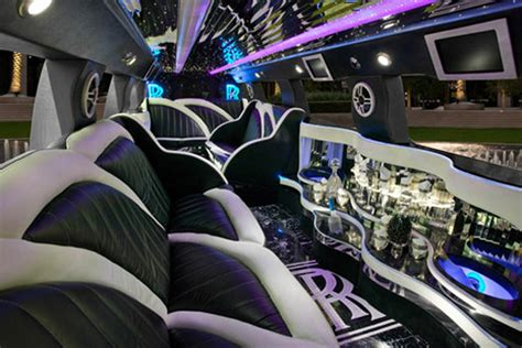 rolls royce inside limo la luxury car service luxury limousine los angeles la