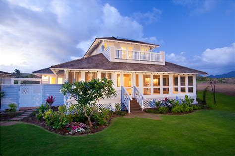 unique hawaiian plantation style house plans house style