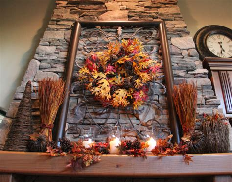 87 exciting fall mantel d 233 cor ideas shelterness