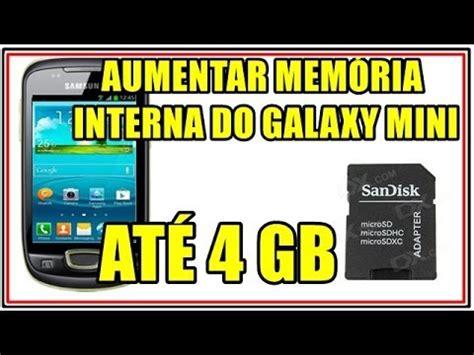 aumentare memoria interna galaxy next turbo aumentar mem 211 ria interna do galaxy mini