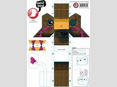 15 best 지기구조 images on Pinterest   Paper toys, Paper and ... B
