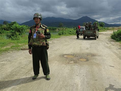 Army Kia One Killed In Small Armed Clashes In Myanmar Northern