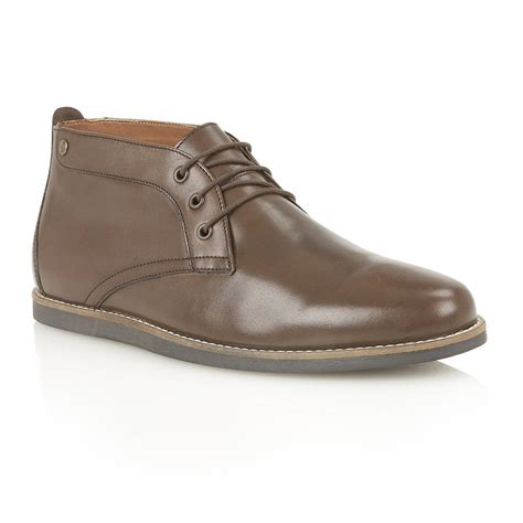 buy s frank wright gee ii brown leather chukka boot