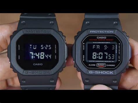 Casio Gshock Dw 5600bb By Gtime casio standard ae 1200whb 1bv