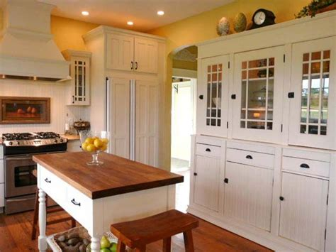 cottage style kitchen island 15 style boosting kitchen updates hgtv