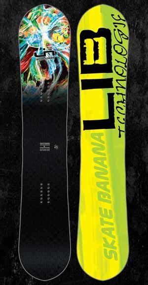 tavole lib tech lib tech gnu snowboards