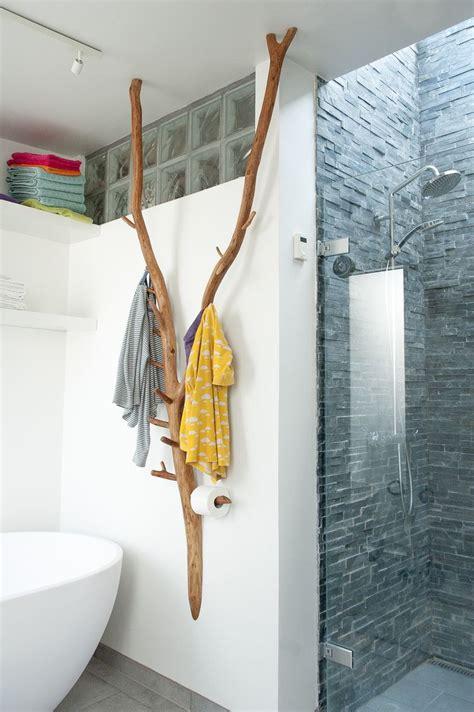 badezimmer handtuch haken ideen die besten 25 handtuchregal ideen auf