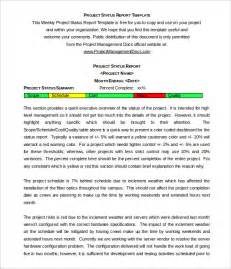 Management Reports Template management report template 15 free word pdf documents
