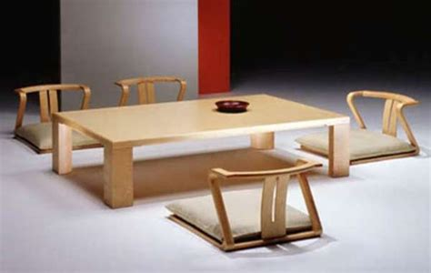home interior design japanese style dining room furniture