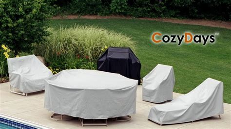 winter patio furniture covers discount patio furniture covers for winter cozydays