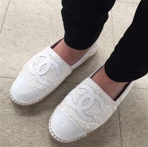 Chanel Espradilles chanel espadrilles for summer 2016 spotted fashion