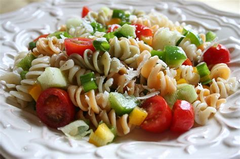 pasta salad recipies pasta salad recipes types primavera bake shapes carbonara