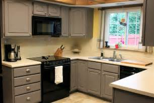 Repainted Kitchen Cabinets by 645 Workshop By The Crafty Cpa Work In Progress Painting