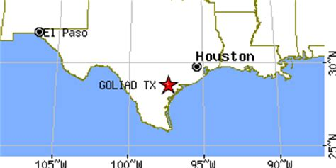goliad texas map goliad texas tx population data races housing economy