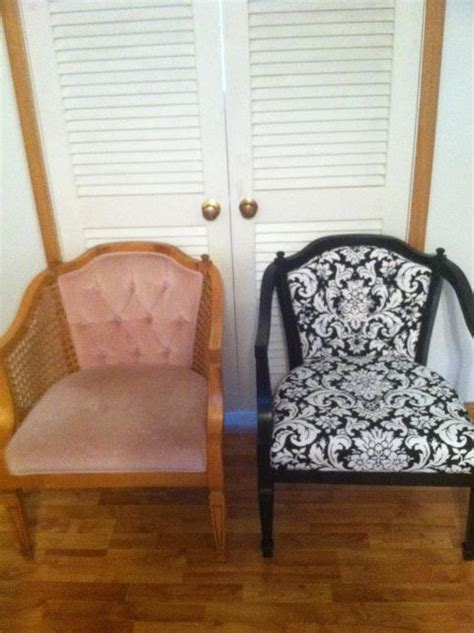 the smart momma refurbished chair and bench diy