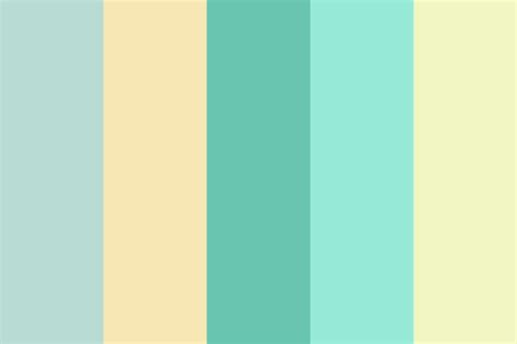 color pallete pastel palette color palette