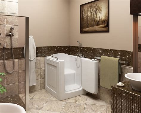 walk in tubs easycare bath showers