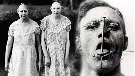 imagenes y videos escalofriantes escalofriantes retratos de los artistas de circo m 225 s