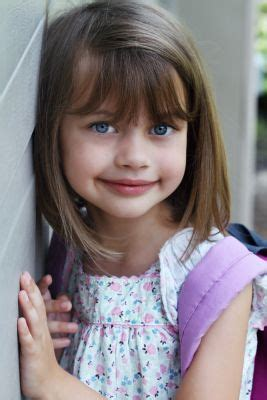 long bobs on kids long bob with bangs such a cute little girl things