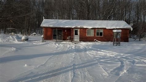 Snow Cabins For Rent by Germfask Mi 2 Bedroom Cabin Snow Mobilers Vrbo