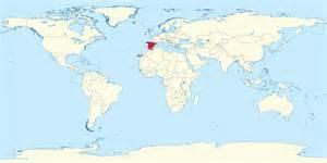 Spanish World Map by Spain World Map Imsa Kolese