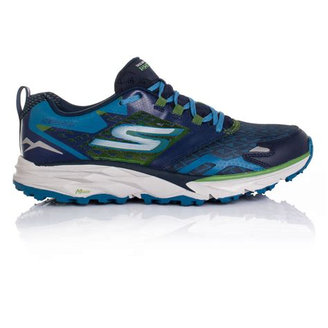 ultra running shoes skechers go trail ultra running shoes ss17 40