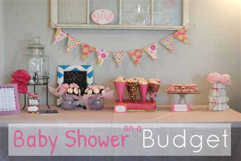easy and cheap baby shower baby shower stuff favors ideas