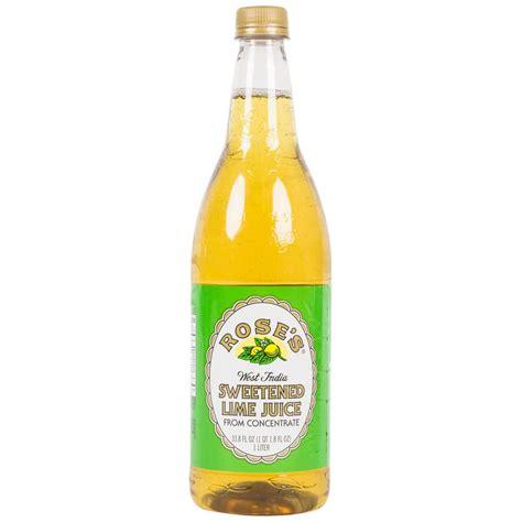Crrante Lemon Shoo 1 Liter s lime juice 1 liter