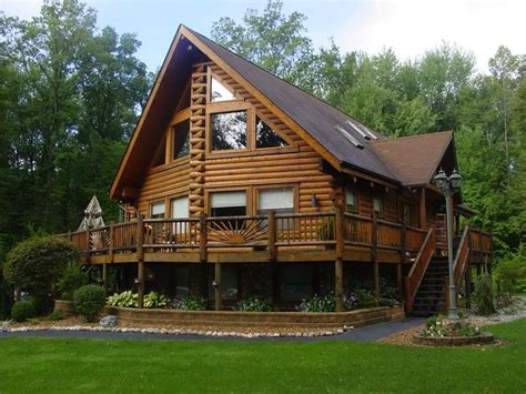 Log Cabin Home by How To Repair How To Build A Log Cabin Log Cabin