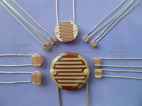 light dependent resistor description light dependent resistor ldr in shenzhen guangdong china shenzhen wodeyijia technology co ltd