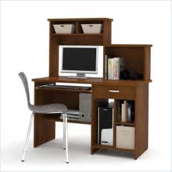 Computer Desk Home Furniture Computer Desk Home Office Furniture Workstation Table In Tuscany Brown Ebay