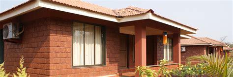 Modern Cottage Design mango village guhagar luxurious vacation homes in