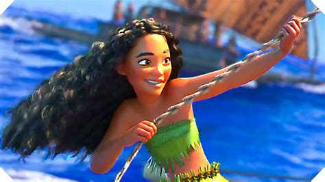 boat song from moana disney s moana we know the way movie clip song 2016