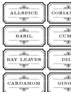 Vintage Framed Address Labels Free Download Several Colors Address Labels Free Address Tincture Label Template