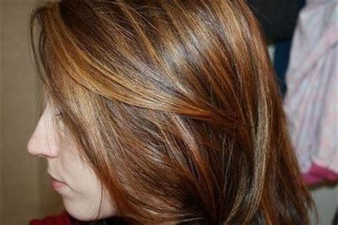 low light and high light hair styles hair color ideas with high low lights thumbnail hair