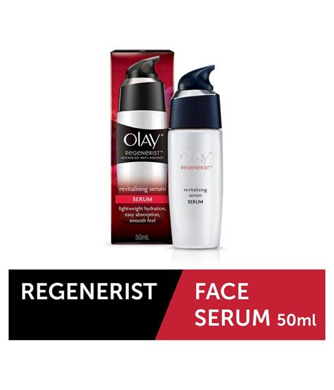 Olay Regenerist Revitalising olay regenerist advanced anti ageing revitalizing skin serum 50ml buy olay regenerist advanced