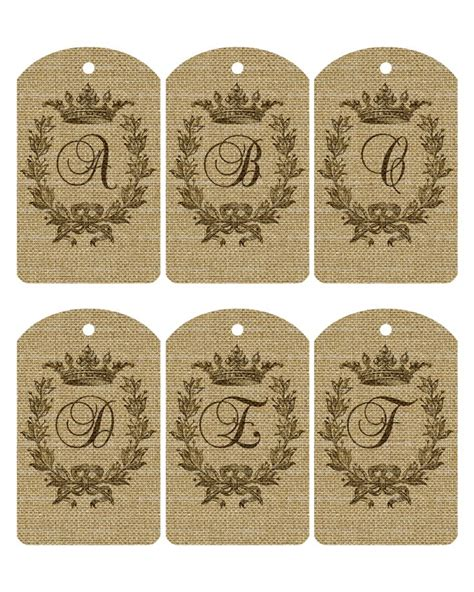 printable letter tags 1085 best printable labels and tags images on pinterest