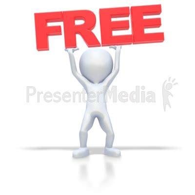 Powerpoint 3d Clipart Free Download Presentation Media Free