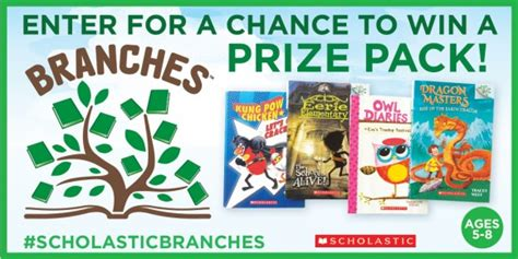 classes are canceled a branches book eerie elementary 7 books scholastic branches early chapter book giveaway